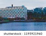 dublin  ireland   september... | Shutterstock . vector #1195921960