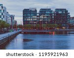 dublin  ireland   september... | Shutterstock . vector #1195921963