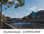 dublin  ireland   september... | Shutterstock . vector #1195921969