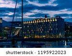 dublin  ireland   september... | Shutterstock . vector #1195922023