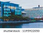 dublin  ireland   september... | Shutterstock . vector #1195922050