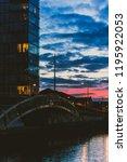 dublin  ireland   september... | Shutterstock . vector #1195922053