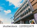 dublin  ireland   september... | Shutterstock . vector #1195922479