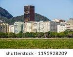 botafogo cove in rio de janeiro   Shutterstock . vector #1195928209