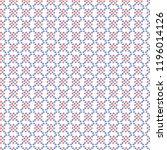 folkloric embroidery sampler... | Shutterstock .eps vector #1196014126