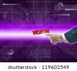 modern illustration of business ...   Shutterstock . vector #119602549