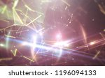 abstract multicolored... | Shutterstock . vector #1196094133