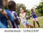 Children And Recreation  Group...