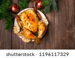 Baked Chicken Or Turkey With...