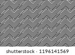 seamless pattern with striped... | Shutterstock .eps vector #1196141569