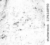 halftone texture is black and... | Shutterstock .eps vector #1196168950
