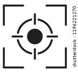 focus position  called precision | Shutterstock .eps vector #1196221270