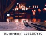 blurred background in... | Shutterstock . vector #1196257660