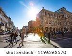 vienna  austria   september 05...   Shutterstock . vector #1196263570