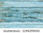 rustik blue washed wood texture ...   Shutterstock . vector #1196290033