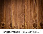 wooden boards with texture as... | Shutterstock . vector #1196346313