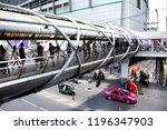 bangkok  thailand   april 24  ... | Shutterstock . vector #1196347903