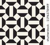 vector seamless pattern. modern ... | Shutterstock .eps vector #1196378449