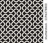 vector seamless geometric... | Shutterstock .eps vector #1196378803