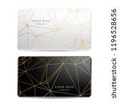 elegant template luxury... | Shutterstock .eps vector #1196528656