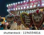 munich  germany   october 4 ... | Shutterstock . vector #1196554816