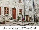 kotor  montenegro   june 16 ... | Shutterstock . vector #1196563153