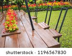 Natural Wooden Chairs And Tabl...