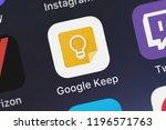 london  united kingdom  ...   Shutterstock . vector #1196571763