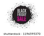 vector abstract background... | Shutterstock .eps vector #1196595370