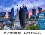 london  uk  september 2018 ...   Shutterstock . vector #1196596180
