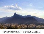 rio de janeiro  brazil   august ...   Shutterstock . vector #1196596813