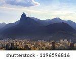 rio de janeiro  brazil   august ...   Shutterstock . vector #1196596816