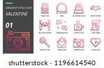 outline style icon pack for...