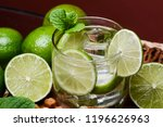 typical brazilian drink ... | Shutterstock . vector #1196626963