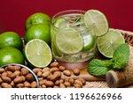 typical brazilian drink ... | Shutterstock . vector #1196626966