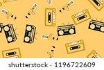 texture  seamless pattern from... | Shutterstock .eps vector #1196722609