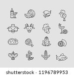 vector icon and logo for... | Shutterstock .eps vector #1196789953