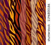 abstract exotic pattern in... | Shutterstock .eps vector #1196800186
