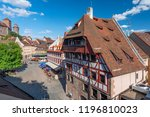 july 8  2018. old town  view... | Shutterstock . vector #1196810023