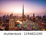 Wow View Of Dubai Skyline At...