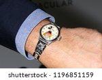 los angeles   oct 6   bob iger... | Shutterstock . vector #1196851159