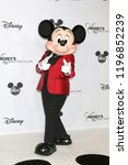 Small photo of LOS ANGELES - OCT 6: Mickey Mouse at the Mickey's 90th Spectacular Taping at the Shrine Auditorium on October 6, 2018 in Los Angeles, CA