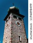 triesenberg  liechtenstein ... | Shutterstock . vector #1196898499