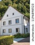 vaduz  liechtenstein  16th... | Shutterstock . vector #1196898523