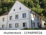 vaduz  liechtenstein  16th... | Shutterstock . vector #1196898526