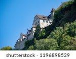 vaduz  liechtenstein  16th... | Shutterstock . vector #1196898529