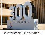 vaduz  liechtenstein  16th... | Shutterstock . vector #1196898556
