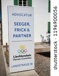 vaduz  liechtenstein  16th...   Shutterstock . vector #1196900056