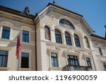 vaduz  liechtenstein  16th...   Shutterstock . vector #1196900059