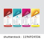 price list widget with 4...